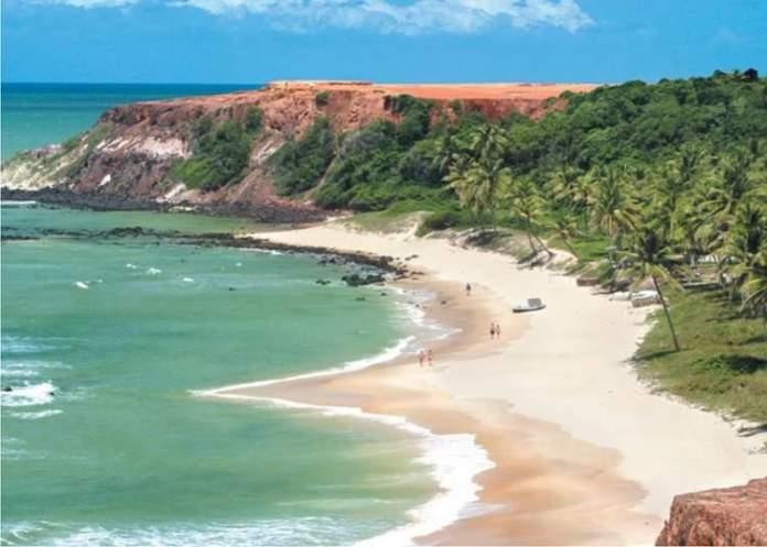 Tibau do Sul, Praia do Amor é um dos destinos românticos para o dia dos Namorados
