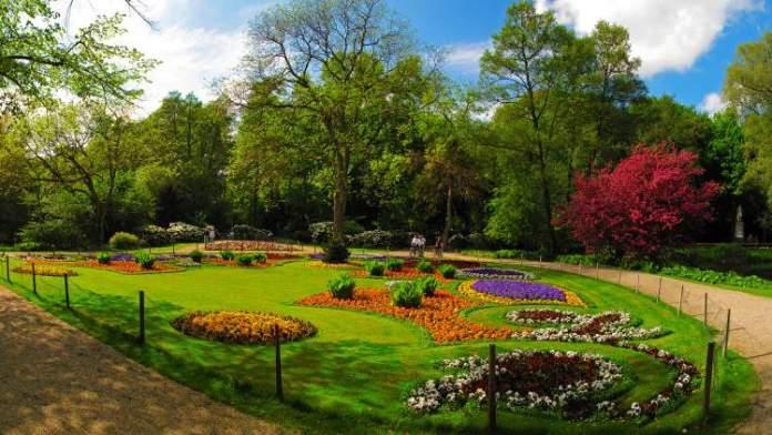 Tiergarten é uma das atrações gratuitas em Berlim