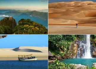 destinos Pouco Conhecidos no Brasil