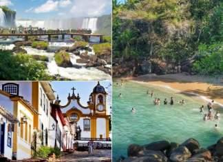 melhores destinos para viajar no feriado de Corpus Christi