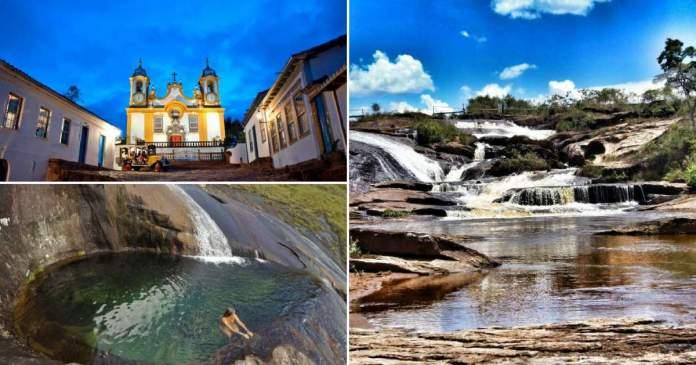 passeios românticos para fazer em Minas Gerais