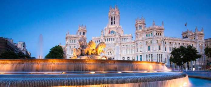viajar a Madri post