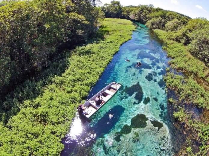 Bonito é um dos Destinos Turísticos para Quem Busca Contato com a Natureza