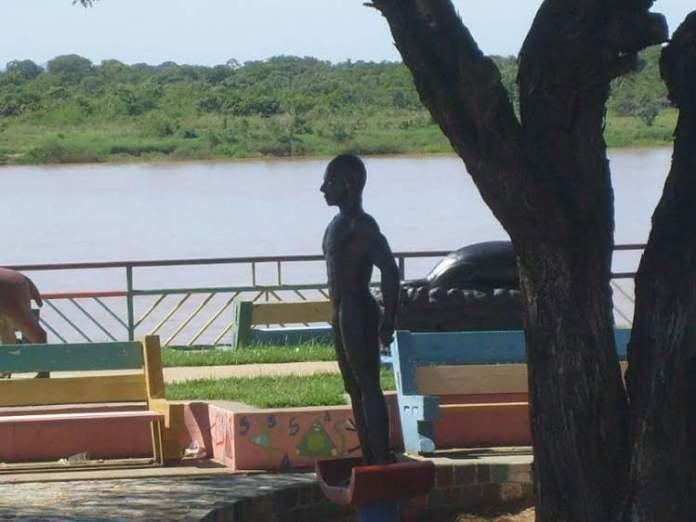 Cais Água Viva em Itacarambi Minas Gerais