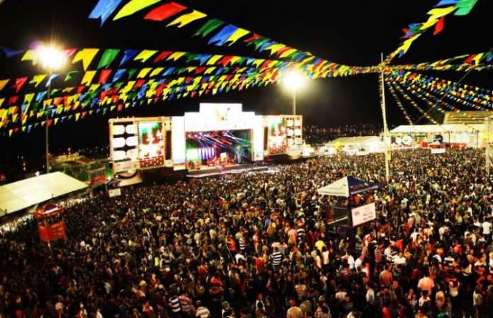 Campina Grande é um dos melhores destinos para quem gosta de festa junina