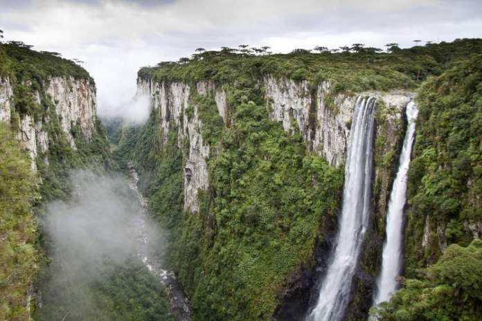 Cânion do Itaimbezinho é um dos Passeios na Serra Gaúcha