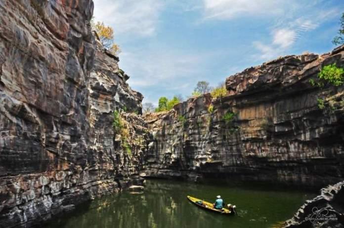 Cânion do Rio Poti é um dos Maiores Cânions no Brasil