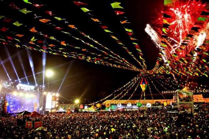Caruaru é um dos melhores destinos para quem gosta de festa junina