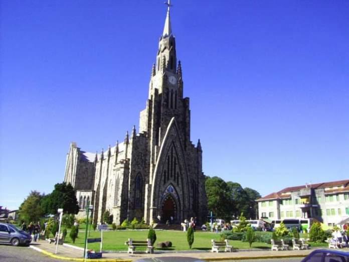 Catedral de Pedra é um dos Passeios na Serra Gaúcha