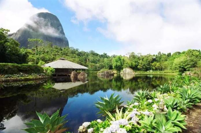 Conhecer Parque Estadual da Pedra Azul é um dos passeios pelo Brasil que ficam ainda melhores no frio