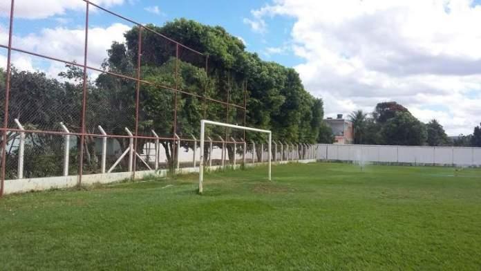 Estádio em Itacarambi Minas Gerais