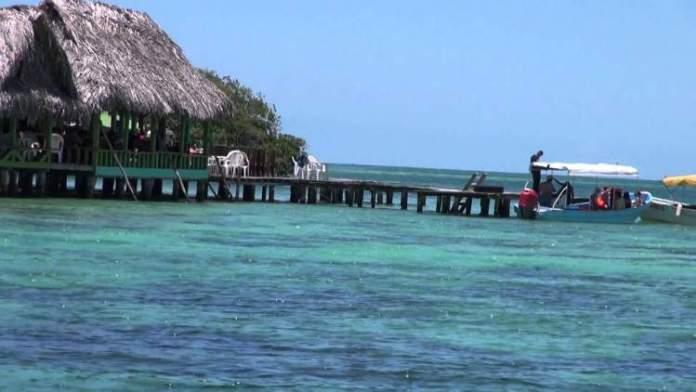 Isla de Cayo Coral em Bocas del Toro Panamá