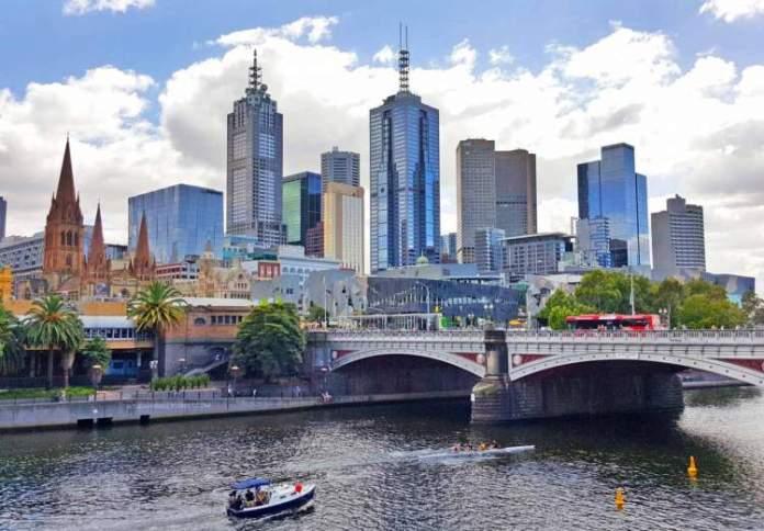 Melbourne é um dos Melhores destinos para viajar ainda em 2018