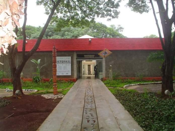 Museu de Arte é um dos lugares incríveis em Goiânia