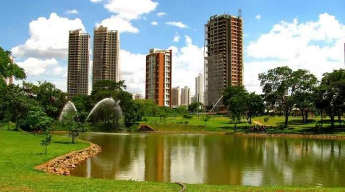 Parque Flamboyant é um dos lugares incríveis em Goiânia