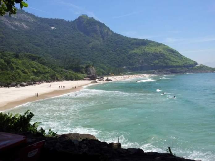 Prainha é uma das Praias Mais Lindonas do Rio de Janeiro