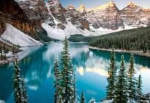 lugares impressionantes no Canadá