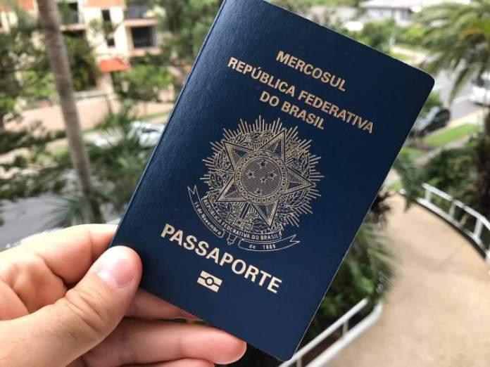 passaporte brasileiro post