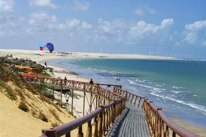 Aracati é um dos destinos no Brasil baratos para viajar nas férias
