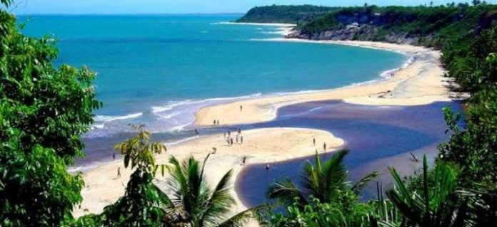 Caraíva é um dos destinos mais baratos para viajar em fevereiro 2019