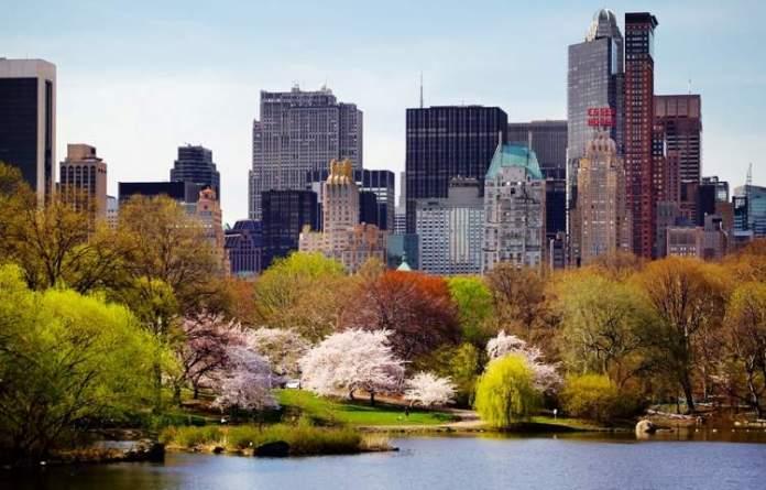 Conhecer o Central Park uma das coisas para fazer em Nova York
