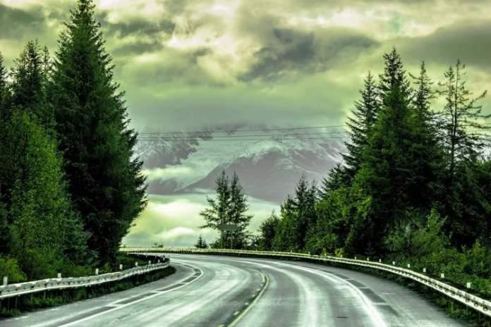 Estradas do Alasca