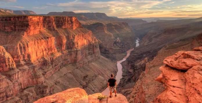 Grand Canyon nos Estados Unidos post