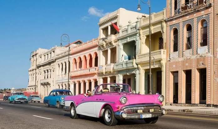 Havana em Cuba é um dos destinos mais baratos para viajar em março 2019