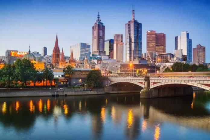 Melbourne é um dos melhores destinos turísticos do mundo
