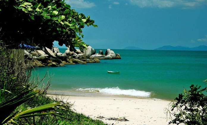 Tainha é uma das melhores praias de Bombinhas