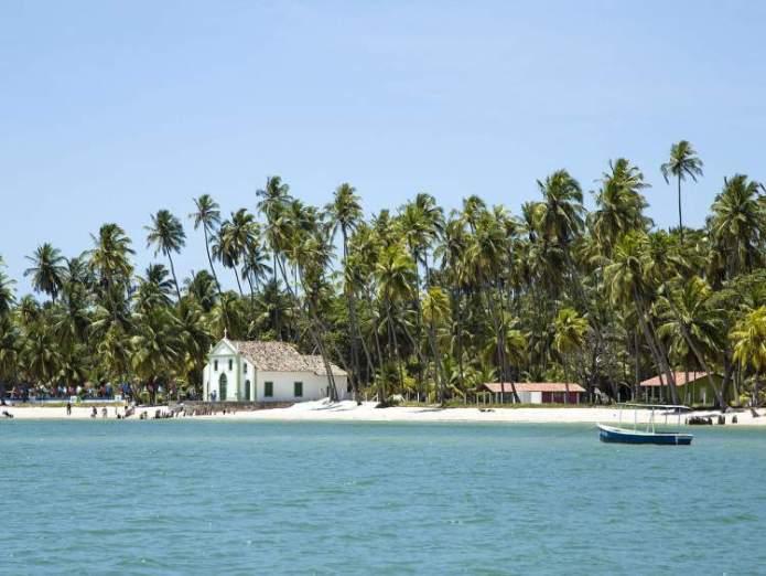Tamandaré é um dos destinos no Brasil baratos para viajar nas férias