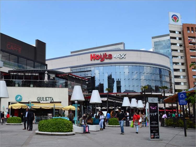 shoppings de Las Condes em Santiago do Chile