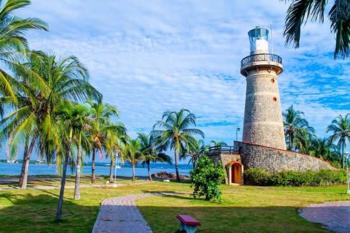 Cartagena é um dos países para viajar sem visto