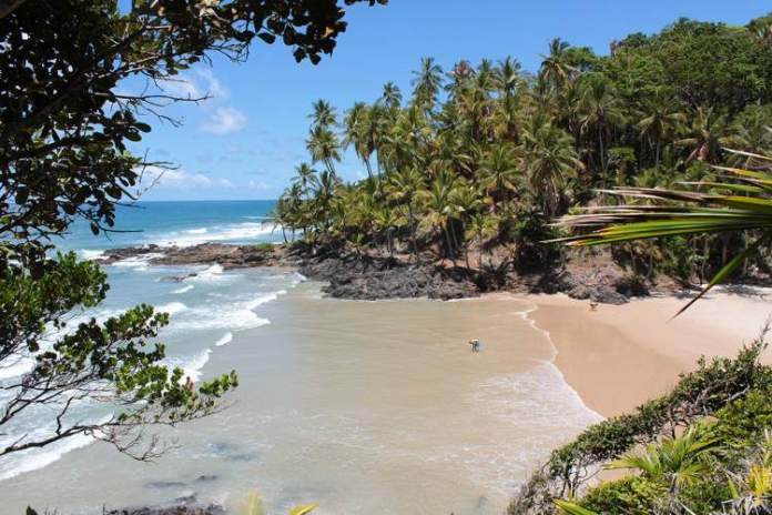 Itacaré Bahia é um dos destinos para viajar em setembro de 2019