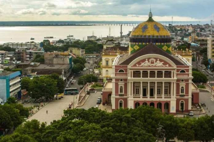 Manaus é um dos destinos para viajar em maio 2019