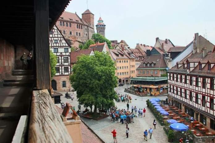 Nuremberg Alemanha é um dos destinos para viajar em setembro de 2019