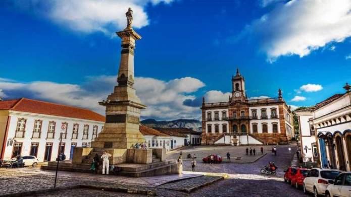 Ouro Preto é um dos destinos no Brasil baratos para viajar nas férias