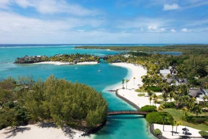 Praias Ilhas Maurício