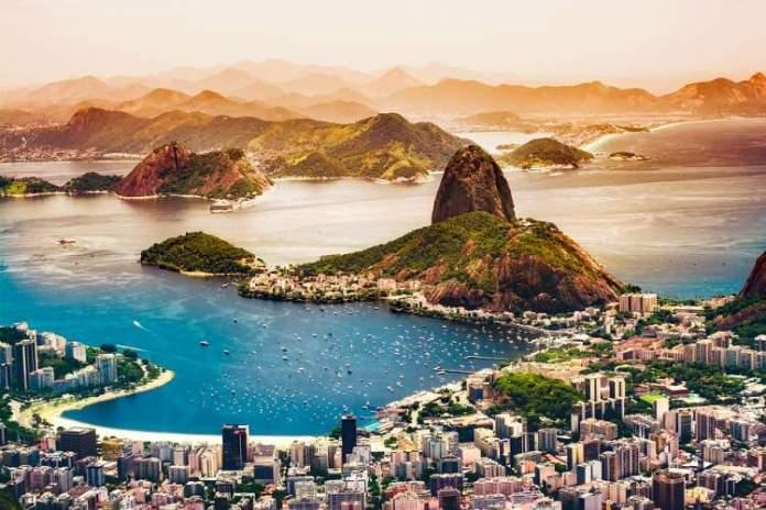Rio de Janeiro é um dos destinos para viajar em agosto de 2019