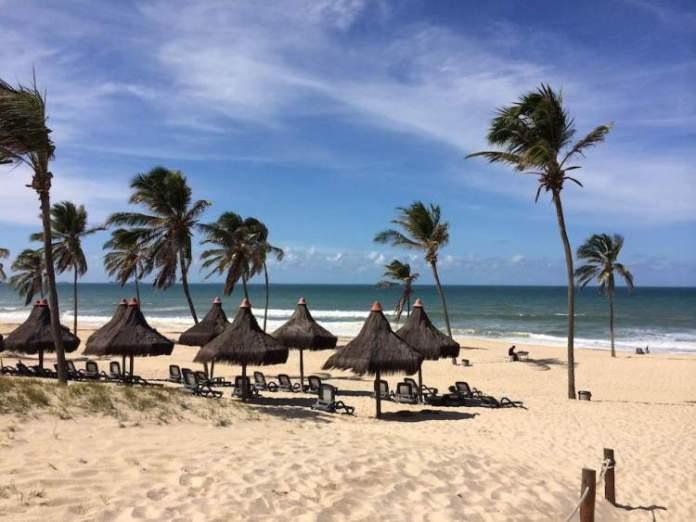 Cumbuco é uma das melhores praias de Fortaleza