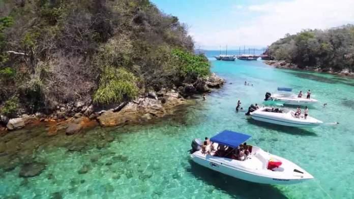 Ilha Grande é uma das melhores praias para lua de mel no Brasil