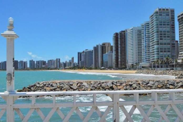 Iracema é uma das melhores praias de Fortaleza