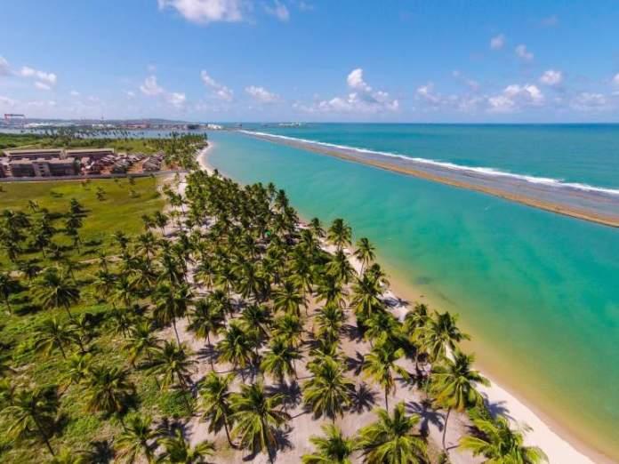 Maragogi é uma das melhores praias para lua de mel no Brasil