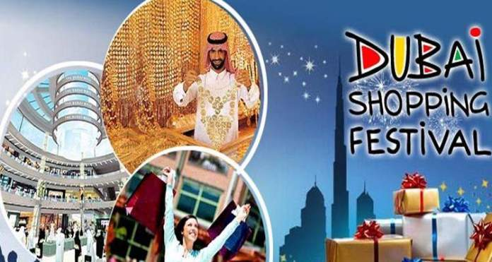 Melhor época de ir para ao Dubai Shopping Festival