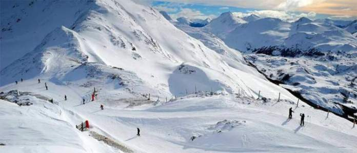 Melhor época para ir a Bariloche post dois