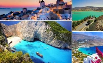 Melhor época para ir à Grécia