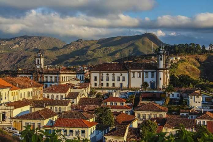 Ouro Preto é um dos destinos baratos para viajar em dezembro de 2019