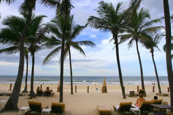 Prainha é uma das melhores praias de Fortaleza