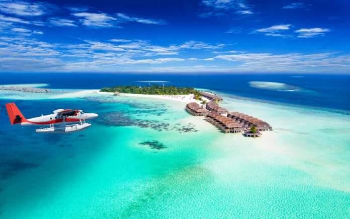 Viagem para Maldivas Hidroavião