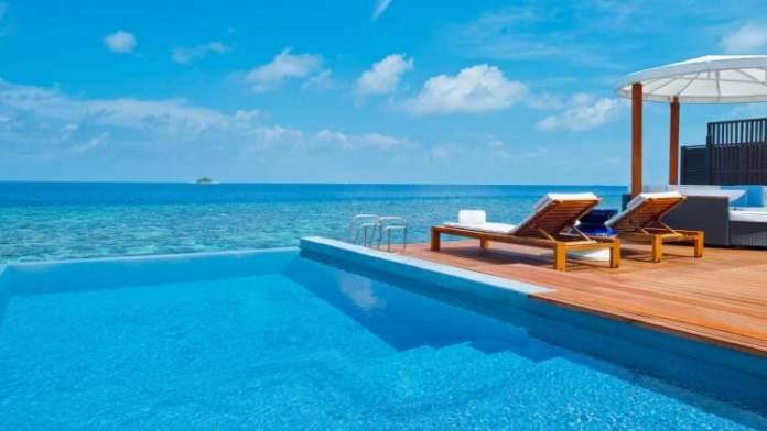 Viagem para Maldivas post dois